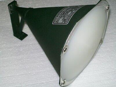 Fmi Flann Microwave Fresnel Lens Antenna 68-ghz Waveguide Wr15 Ham Radio 75 Ghz