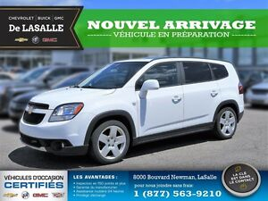 2012 Chevrolet Orlando LT // 7 PASS. // MAGS // TOIT... A real G