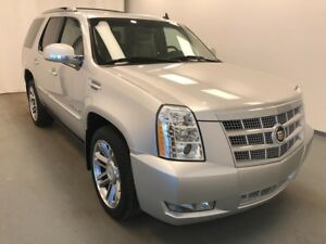 2014 Cadillac Escalade Platinum HEATED & COOLED LEATHER, 7 PA...