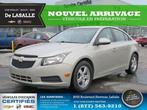 2014 Chevrolet Cruze 2LT // Cuir // Camera // Bluetooth.. Clean