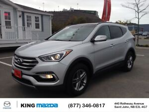 2017 Hyundai Santa Fe Sport SPORT! REAR PARK ASSIST! CROSS TRAFF