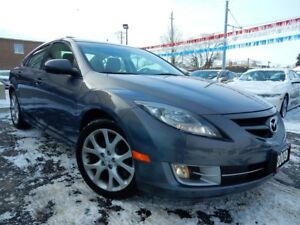 2009 Mazda MAZDA6 GT | AUTO | LEATHER.ROOF | ONE OWNER