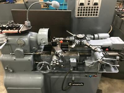 Monarch 10ee Precision Tool Room Lathe Hydraulic Turret