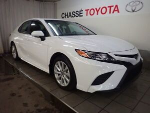 2018 Toyota Camry CAMRY SE EN LIQUIDATION DEMONSTRATOR(NEW MODEL