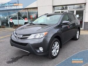 2013 Toyota RAV4 Limited - *Cuir-Toit-Mags*
