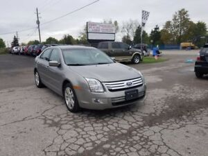 2009 Ford Fusion SEL * ONLY 64KM * CERTIFIED *SOLD!!!!