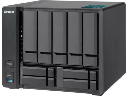 QNAP TVS-951X NAS, 10GbE, 10GB RAM, Plex 4K, HDMI, Excellent Condition