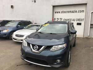 2014 Nissan Rogue SV AWD TOIT NAV.  7 PLACE  IMPECCACLE D'OCCASI