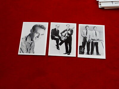 SIMON & GARFUNKEL~DOO WOP ~POP~R & B~ PHOTO CARDS~ NEAR MINT~COLLECTABLES