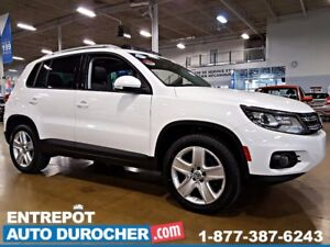 2014 Volkswagen Tiguan HIGHLINE 4 X 4 TOIT PANORAMIQUE CUIR JANT