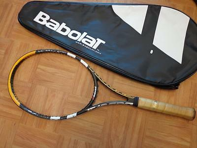 Babolat Pure Storm Limited Edition 95 head 4 3/8 grip Tennis Racquet, used for sale  USA