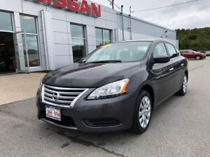 2014 Nissan Sentra S  $94 BI WEEKLY Well priced sedan with extre