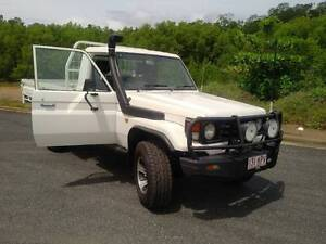 Landcruiser Ute SVS Custom Turbo / Intercooled Petrol Ute Cairns North Cairns City Preview