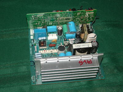 SONY PVM-14L5 DEFLECTION MODULE CIRCUIT ASSEMBLY