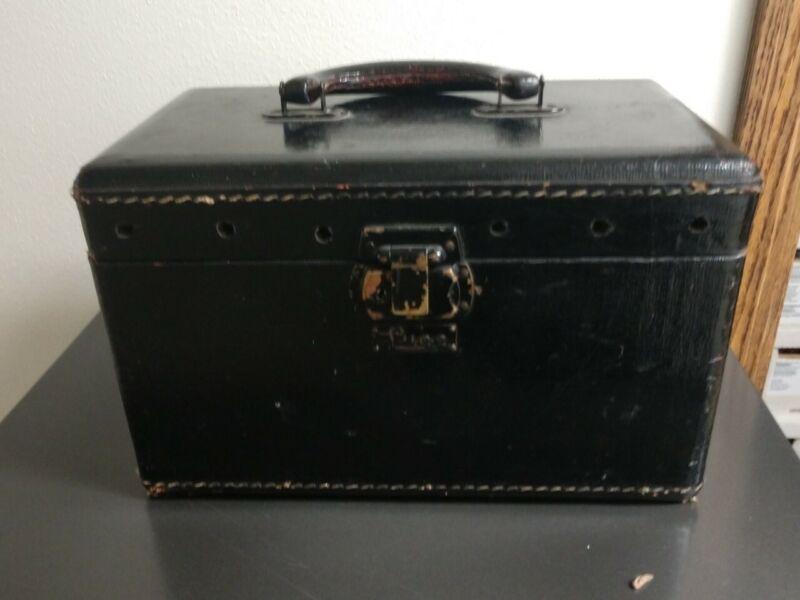 Vintage Bunny Rabbit Carrier Case Luce Brand