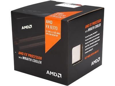AMD FX 8370 4.3GHZ AM3+ Desktop Processor Boxed