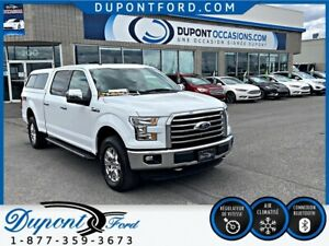 2016 Ford F-150 4WD SUPER CREW 157'' WB LOCATION COMMERCIAL DISP
