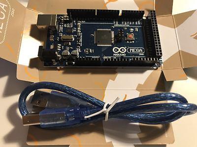 Arduino Compatible Mega 2560 R3 Atmega2560 Atmega With Usb Cable