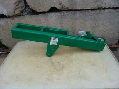 Greenlee 11145 Boom Mount Adapter For Ultra Tugger Puller  Mint Condition