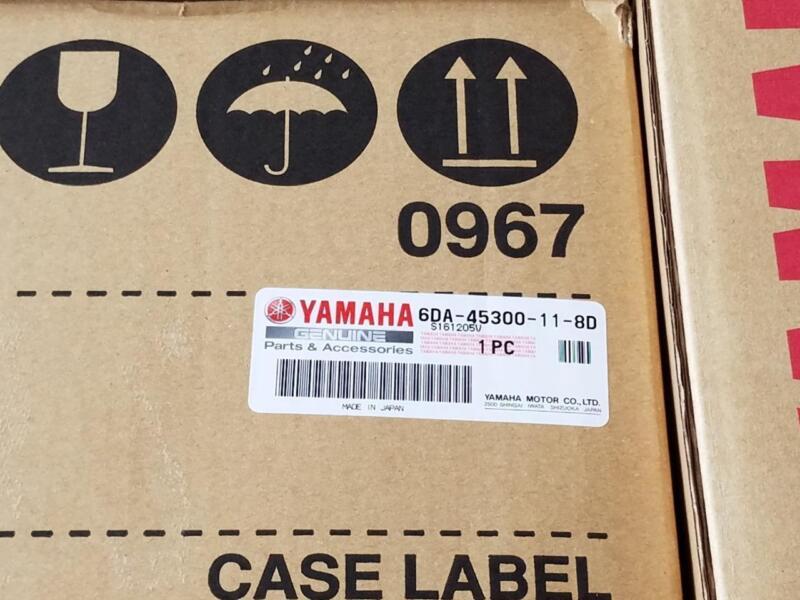 "Yamaha Outboard 6da-45300-11-8d F175xa F200xb F200xca Lower Unit 25"" Shaft"