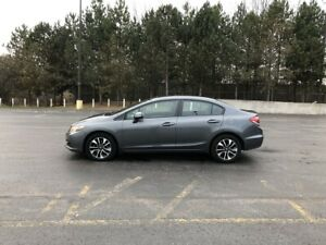 2013 Honda CIVIC LX FWD