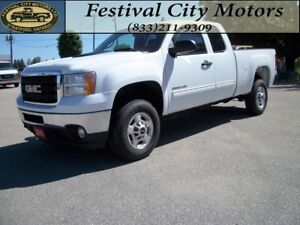 2011 GMC Sierra 2500 Ext. Cab | Short Box