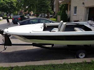 Chaloupe / boat16ft