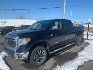 2015 Toyota Tundra CERTIFIÉ CREW MAX TRD AC TOIT OUVRANT MAGS