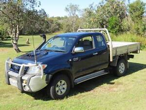 2007 Toyota Hilux SR5 Extra Cab 4x4  Ute Maclean Clarence Valley Preview