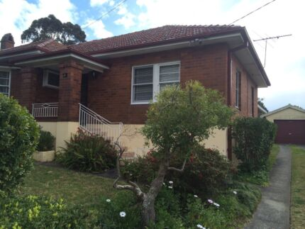 3 Bedroom Full Brick Cottage, Eastwood  Homebush West Strathfield Area Preview