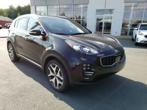 2017 Kia Sportage SX Turbo AWD. Navi. Leather.Ext war Incl.