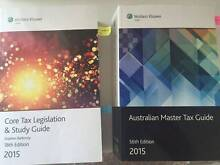 Master Tax Guide 56th &Core Tax Legislation & Study Guide 18th Murarrie Brisbane South East Preview
