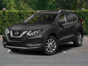 2018 Nissan Rogue AWD MIDNIGHT CVT EXCLUSIVE 17 INCH BLACK RIMS,