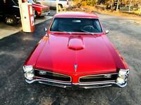 Miniature 2 Voiture Américaine de collection Pontiac GTO 1966