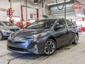 2017 Toyota Prius TOURING** GPS**JAMAIS ACCIDENTÉ**UN PROPRIO**