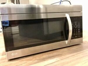 LG 1.6 cu.ft. Over the Range Microwave Oven