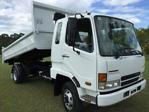 Fuso Tipper Excavator bobcat Truck 2006 Carry 5.7 Ton Yatala Gold Coast North Preview