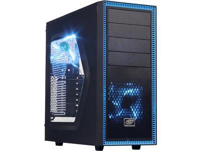 Quad Core Gaming Computer Desktop PC Tower 2TB 8GB AMD RYZEN CPU VEGA VIDEO DVD
