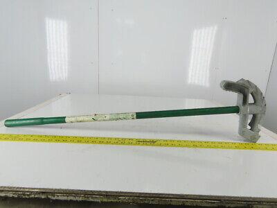 Greenlee Model 841 34 Emt 12 Rigid Conduit Bender W Handle