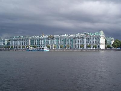 STATE HERMITAGE MUSEUM GLOSSY POSTER PICTURE PHOTO saint petersburg russia 1202