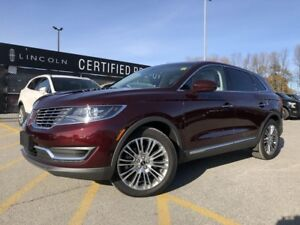 2018 Lincoln MKX Reserve AWD|NAVIGATION|PANORAMIC VISTA ROOF|...