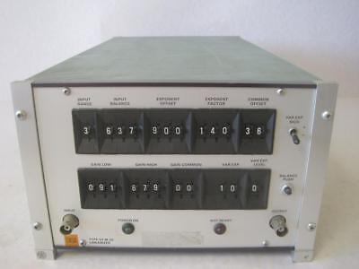 Disa Elektronik Type 55 M 25 Linearizer 55m25 Unit Used Electronic Lab Equipment
