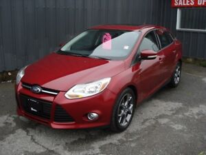 2013 Ford Focus SE Leather Sunroof Automatic