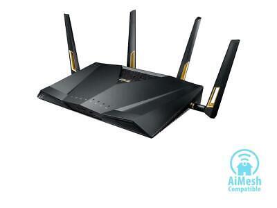 ASUS RT-AX88U Quad-Core, Next-Gen WiFi 6, Wireless 802.11Ax