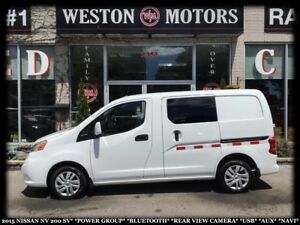 2015 Nissan NV200 2.5SV*PWR GROUP*BTOOTH*AUX*USB!!*