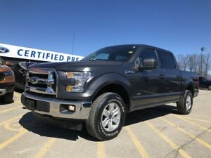 2017 Ford F-150 XLT 4X4|REMOTE KEYLESS ENTRY|TRAILER TOW PACK...