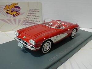 corvette c1 modellautos g nstig online kaufen bei ebay. Black Bedroom Furniture Sets. Home Design Ideas