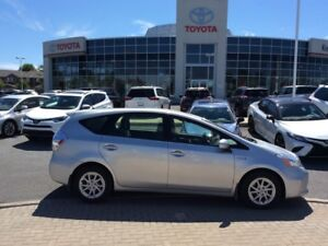 2012 Toyota Prius v PUSH BUTTON START,SMART KEY! ONE OWNER! LOCA