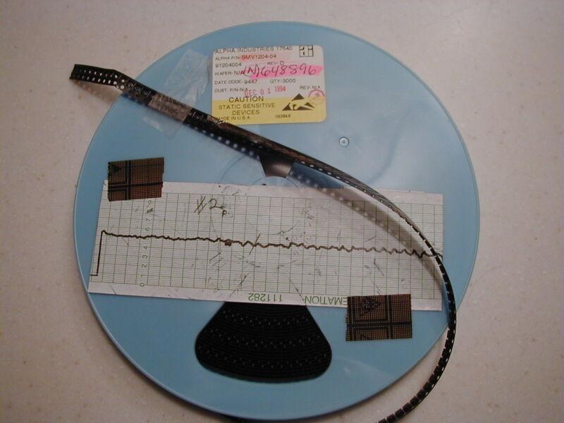 Alpha Varactor Diode SMV1204-04 NOS, 20 pcs