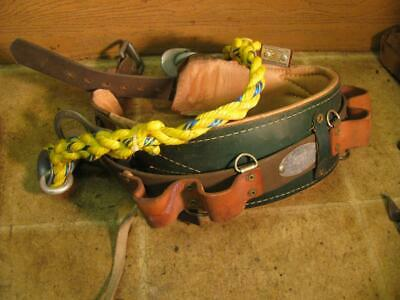 Klein 5266n21 36-44 Linemans Climbing Belt